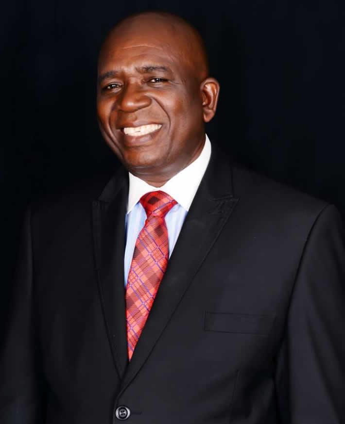 Pastor Eric Gbigbi – Jackson